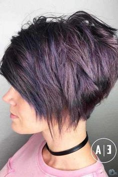 50 Mind-Blowing Simple Short Hairstyles for Fine Hair Thin hair is not a. - 50 Mind-Blowing Simple Short Hairstyles for Fine Hair Thin hair is not a curse. Hair of thi - Stacked Bob Hairstyles, Bob Hairstyles For Fine Hair, Thin Hair Haircuts, Medium Bob Hairstyles, Summer Hairstyles, Short Hair Cuts, Short Hair Styles, Hairstyles Haircuts, Razor Cut Hairstyles