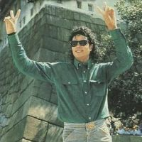 Michael Jackson | Green Theme | pretty young thing