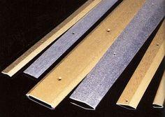 Carpet Metals - Flat Bars and Binder Bars