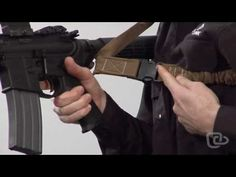 The strongest tactical sling mount for AR15 M4 requires no weapon disassembly by Tactical Link   Tactical Link