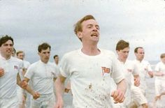 Ian Charleson (RIP) in Chariots of Fire ... my favorite movie of all time