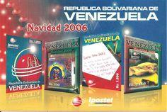 Navidad 2006 - LRB-POST-VEN-034 VK: Venezuela postales