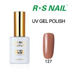 R.S 15ml uv color gel nail polish set unhas de gel lucky set of nail gel nail lacquers varnish glue esmaltes permanentes de uv