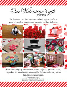 Our Valentine's gift ideas Flyer