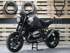BMW R 1150R custom nº19 by Desiderátum #custommotorcycles #motoscustom   caferacerpasion.com