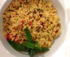 Rezept Orientalischer Couscous Salat von Rita-MM - Rezept der Kategorie Vorspeisen/Salate