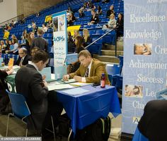 The Annual Project Search Education Career Fair held on April was a HUGE Success! Over 700 participates attended the event this year! University Of Delaware, Graduation Post, Career Success, Career Education, Hold On, Knowledge, How To Apply, Search, Consciousness