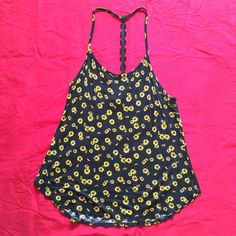 For Sale: Sunflower Tank Top for $10