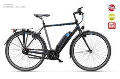 Das E-Bike BATAVUS-RAZER-E-GO-HE-ALFINE-8-65-BLACK-MATT 2016 hier auf E-Bikes-Test.info vorgestellt. Weitere Details zu diesem Bike auf unserer Webseite.