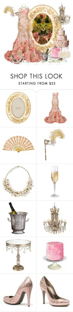 """marie.CAT.toinette-let.them.eat.cake"" by twosisterzcreationz ❤ liked on Polyvore featuring Zara Home, Pier 1 Imports, Accessorize, Wine Enthusiast, Pom Pom at Home, Parlor, Lanvin and crazyaboutcats"