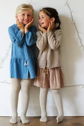 Charming little outfits! Bibaloo - Arsene et les Pipelettes - French Designer Kids Clothes