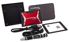 Tecnologo TV - TPC TV: Kingston presenta HyperX Savage SSD