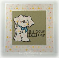 Your Big Day by pegmac71 - Cards and Paper Crafts at Splitcoaststampers