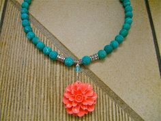 """""""It Blooms"""" I adore this color combo.  Seems like these colors are really popular this Spring.  Click on this photo if you are interested.  I love my Pinterest fans!  You rock!"""
