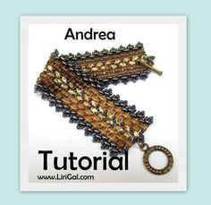 Czech superduo  and Rulla two-hole beads, Swarovski bicones,Round seed beads 11/0,15/0,  Toggle clasp
