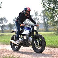 the Bike Shed » Vertigo70 R65 TNT