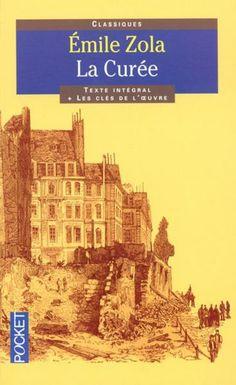 """#CybookLecture de Charly L """"La curée"""" d'Emile Zola. Gratuit pour votre #Cybook à la Bibliothèque électronique du Québec ! #VendrediLecture"""