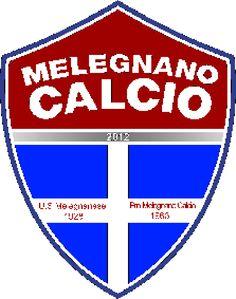 MELEGNANO CALCIO   -  MELEGNANO (MI) Jersey Atletico Madrid, Soccer Logo, Badges, Sports, Everything, Legends, Italia, Sport