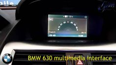Bmw 6 serisi multimedya sistemi