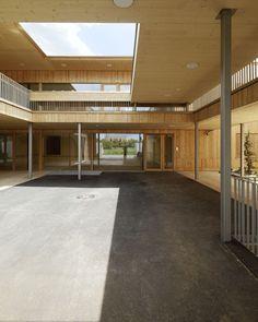 Galeria de Lar de Idosos Peter Rosegger / Dietger Wissounig Architekten - 19