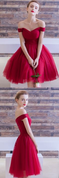 A line Homecoming Dresses, Red Homecoming Dresses, Short Homecoming Dresses With Pleated Sleeveless Mini, A Line dresses, Short Homecoming Dresses, Red Mini dresses, Short Red dresses, Red Short Dresses, Homecoming Dresses Short, Red A Line dresses, Short Red Homecoming Dresses