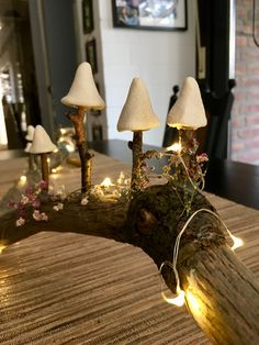 Jar Crafts, Diy Crafts For Kids, Home Crafts, Outside Fall Decorations, Diy Halloween Decorations, Xmas Theme, Autumn Crafts, Diy Décoration, Deco Table