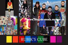 Tendencia rubik's cube