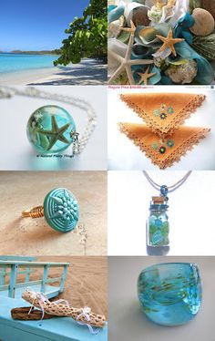 Warm Ocean Waters on Sprakling Sandy Beaches on Etsy - Pinned with TreasuryPin.com