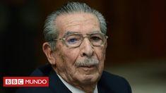 Un hombre que nunca recibió la sentencia que se merecía (Benjamín Núñez Vega)   Muere a los 91 años Efraín Ríos Montt, el exmandatario de facto de Guatemala juzgado por genocidio - BBC Mundo http://www.bbc.com/mundo/noticias-america-latina-43614018
