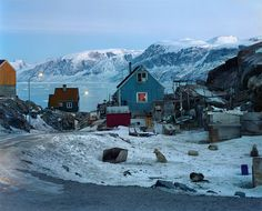 Uummannaq, West Greenland