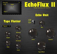 Echo Flux II By SonicXTC