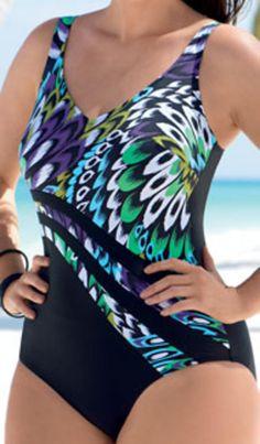 2941a334cb Anita Swallow Fantasy Laurena III One Piece Swimsuit #anita #onepiece  #CupSize #bikini