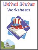 United States Activities -   This eWorkbook consists of 15 pages. It includes the following: name the state, name the capital, state abbreviations, the flag, research questions and more.