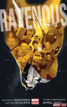 The Future of Marvel NOW! is Ravenous! Journey Into Mystery by Kathryn Immonen and Matteo Scalera continues in April 2013! Do you think Sif could best Thor in battle?  http://marvel.com/news/story/19931/the_future_of_marvel_now_is_ravenous