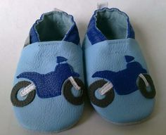 Bike Baby Blue Baby Bike, Barefoot, Cool Kids, Leather Shoes, Baby Shoes, Blue, Leather Loafers, Kid Shoes