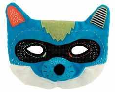 masque animaux, mardi-gras, déguisement, maquillage, création, carnaval, déguiser, Moulin roty