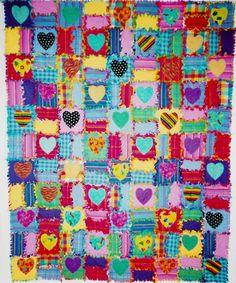 happy quilt : )