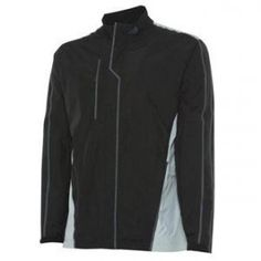 2014 Adidas Gore-Tex 2-Layer Waterproof Golf Jacket Mens Rain Top-Black-Medium
