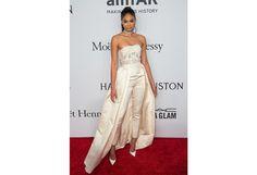 Chanel Iman - amfAR NY 2016