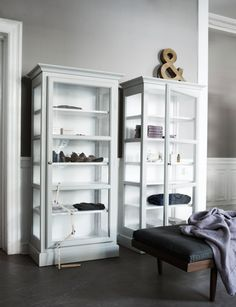 Lindebjerg Design produce handcrafted & high-end furniture that is finely honed to the smallest detail. Explore our many vitrine collections here.