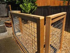Love this fence for back yard / garden separation. Separate area for Shiloh to poop and not worrying about kids playing or stepping in grass chickens,garden,Garden & Outdoor Ideas,Gardening,Gardening/Landsca Backyard Fences, Garden Fencing, Backyard Chickens, Backyard Landscaping, Backyard Ideas, Dog Run Fence, Farm Fence, Horse Fence, Outdoor Spaces