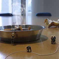 waar rook is is vuur