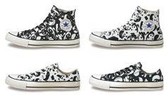 CONVERSE ALL STAR PND HI & OX #sneaker