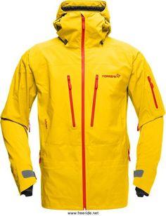 Norrøna lofoten Gore-Tex Pro Jacket (2013) - Freeride