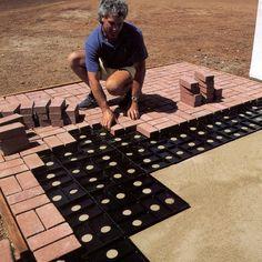 Diy Patio, Backyard Patio, Backyard Landscaping, Backyard Ideas, Walkway Ideas, Patio Ideas, Landscaping Ideas, Pavers Ideas, Backyard Layout