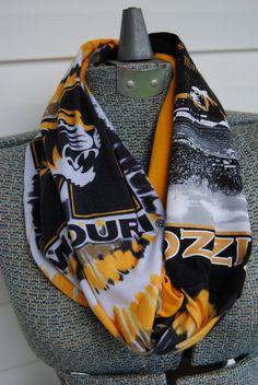 University of Missouri Upcycled TShirt by SeasonedWithStyle, $14.00