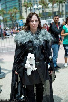 Jon Snow #Crossplay #Rule63 | SDCC 2013
