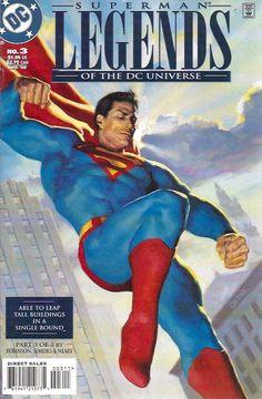 Legends of the DC Universe: Superman by Glen Orbik