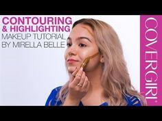Brown Smokey Eye & Flawless Skin: Makeup Tips with Sona Gasparian | COVERGIRL - YouTube