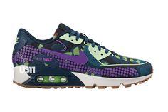 brand new ada54 6f42b Nike Air Max 90 JCRD Premium (Holiday 2015 Preview) - EU Kicks  Sneaker